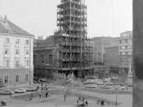 1965, Martinelli (Szervita) tér, 5. kerület