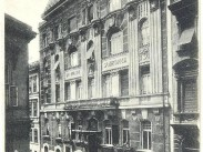1900-as évek eleje, Vas utca, 8. kerület