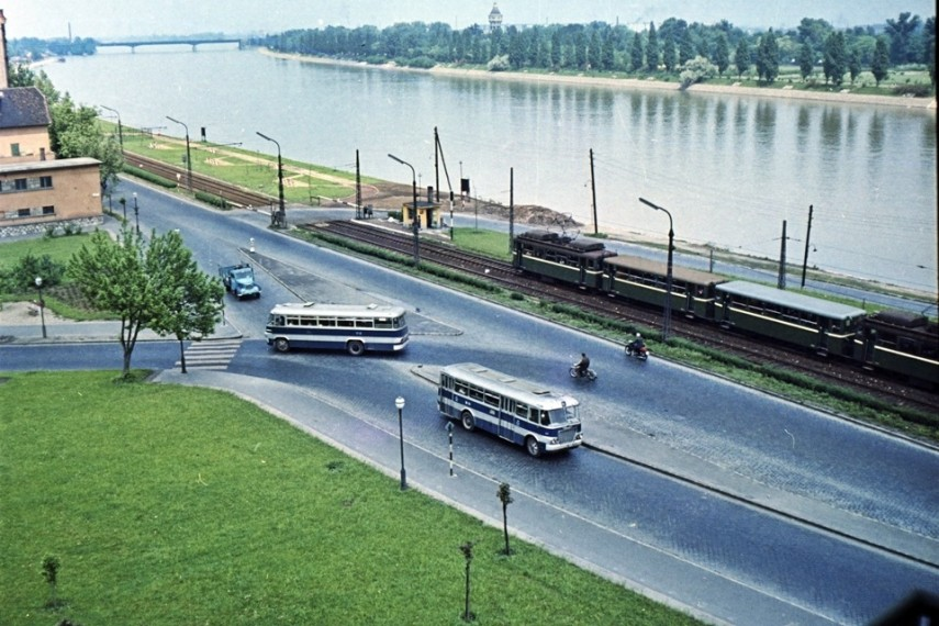 1960 táján, Árpád fejedelem útja, 2. kerület