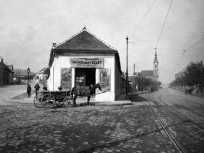 1940-es évek,  Zsigmond tér, 2. kerület
