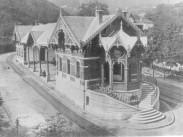 1880-as évek, Zugligeti út, 12. kerület