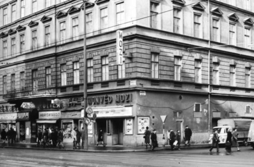 1970-es évek, Rákóczi út, 7. kerület
