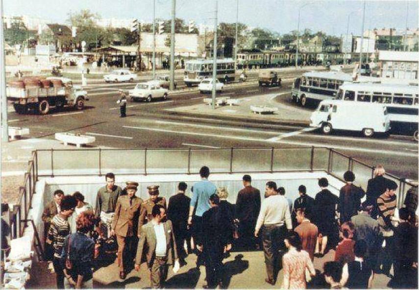 1970-s évek eleje, Örs vezér tere, 14. és 10. kerület