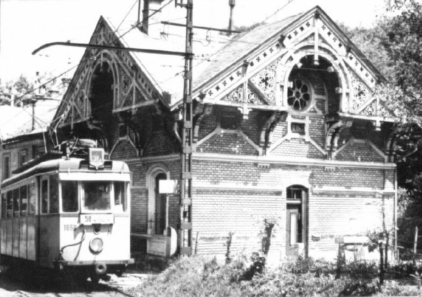 1970-es évek, Zugligeti út 64., 12. kerület