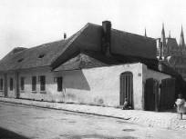 1890-es évek, Géza (Garibaldi) utca a Nádor utcánál, 4.(1950-től 5.) kerület