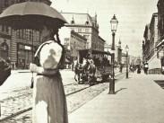 1890-es évek Kerepesi (Rákóczi) út, 7., és 8. kerület