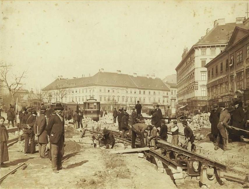 1897, Károly körút, 7., 5. és 6. kerület
