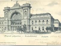 1899, Baross tér, Központi Pályaudvar, 8. kerület