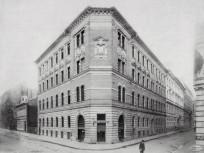 1899, Mária utca a Csepreghy utcánál, 8. kerület
