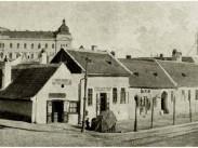 1900-táján, Margit körút, 2. kerület