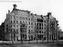 1902, Szabadság tér, az Ullmann-bérház, (1950-től) 5. kerület