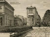 1903-táján, Lánchíd utca, 1. kerület