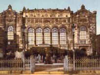 1908, Vigadó tér, a Pesti Vigadó