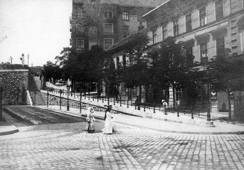 1913, Margit utca, 2. kerület