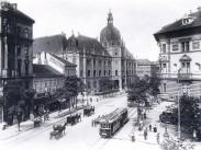1910-es évek, Üllői út, 9. és 8. kerület