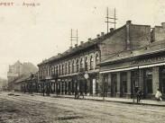 1920 táján, Árpád út 54. Újpest város (1950-től) 4. kerület
