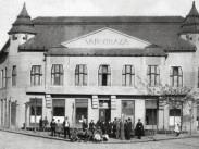 1925, Rákospalota, Hubay Jenő tér a VÁROSHÁZA