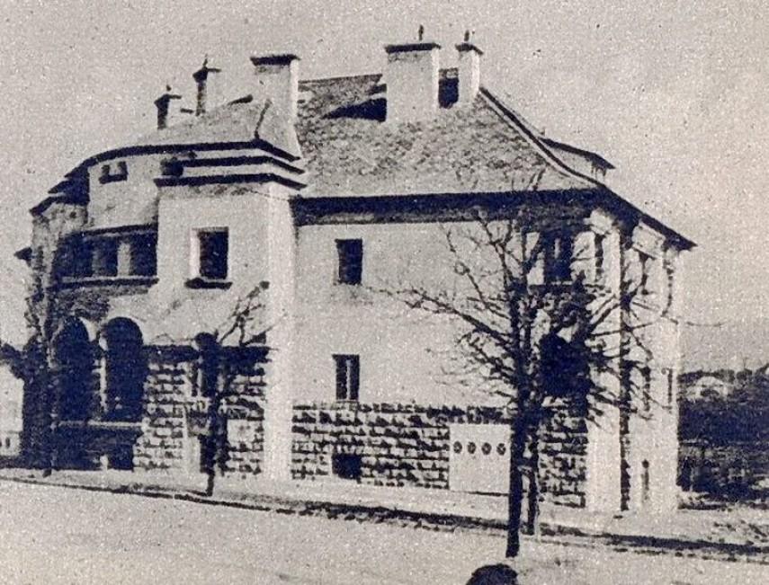 1929, Pasaréti utca 12. (ma Pasaréti út 36.), 2. kerület