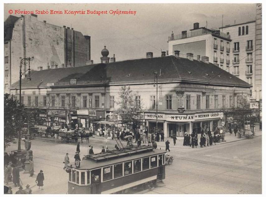 1935-1938, Károly király út (Károly körút), 7. kerület