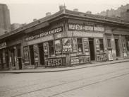 1935 táján, Luther utca a Tisza Kálmán (II. János Pál pápa térnél)