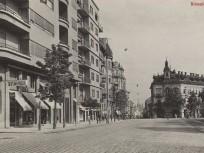 1940 táján, Olasz (Szilágyi Erzsébet) fasor