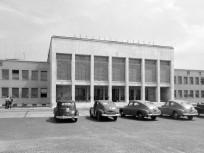 1950-es évek, Ferihegyi repülőtér, 18. kerület
