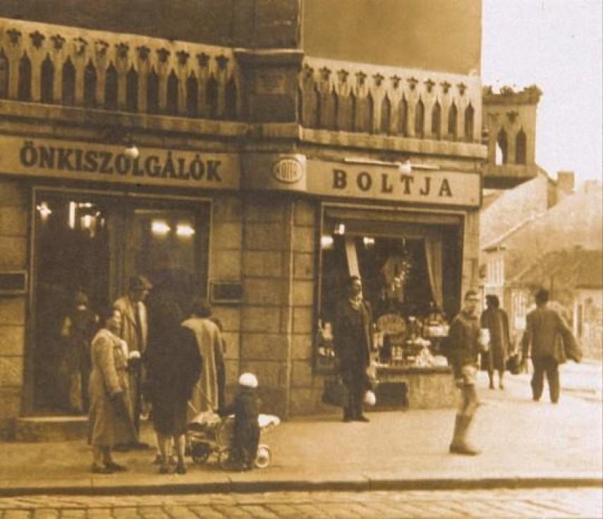 1955,  Bem József utca, 2. kerület