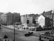 1957, Ferenc körút az Üllői útnál, 9. kerület