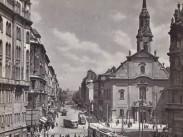 1959, Felszabadulás tér (Ferenciek tere), 5. kerület