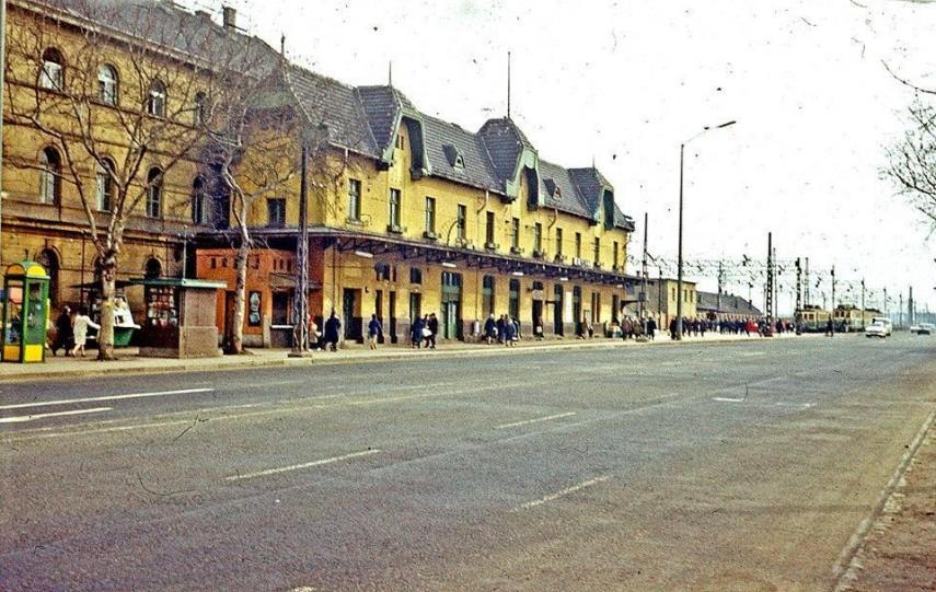1970, Kerepesi út, 8. kerület