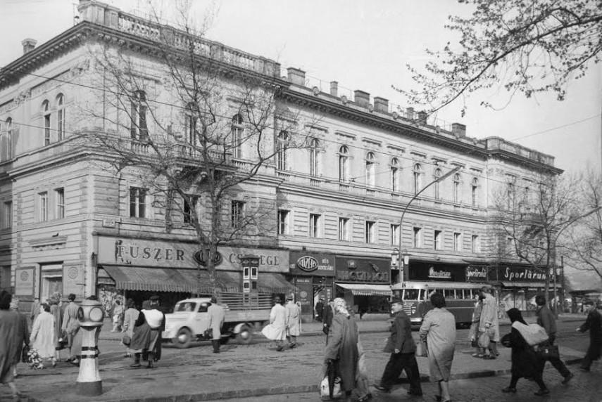 1960, Lenin körút 122. (Teréz körút 64.), 6. kerület
