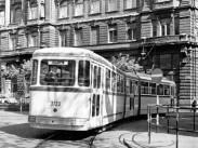 1960-as évek, Szabad sajtó út a Veres Pálné utca felé nézve, 5. kerület