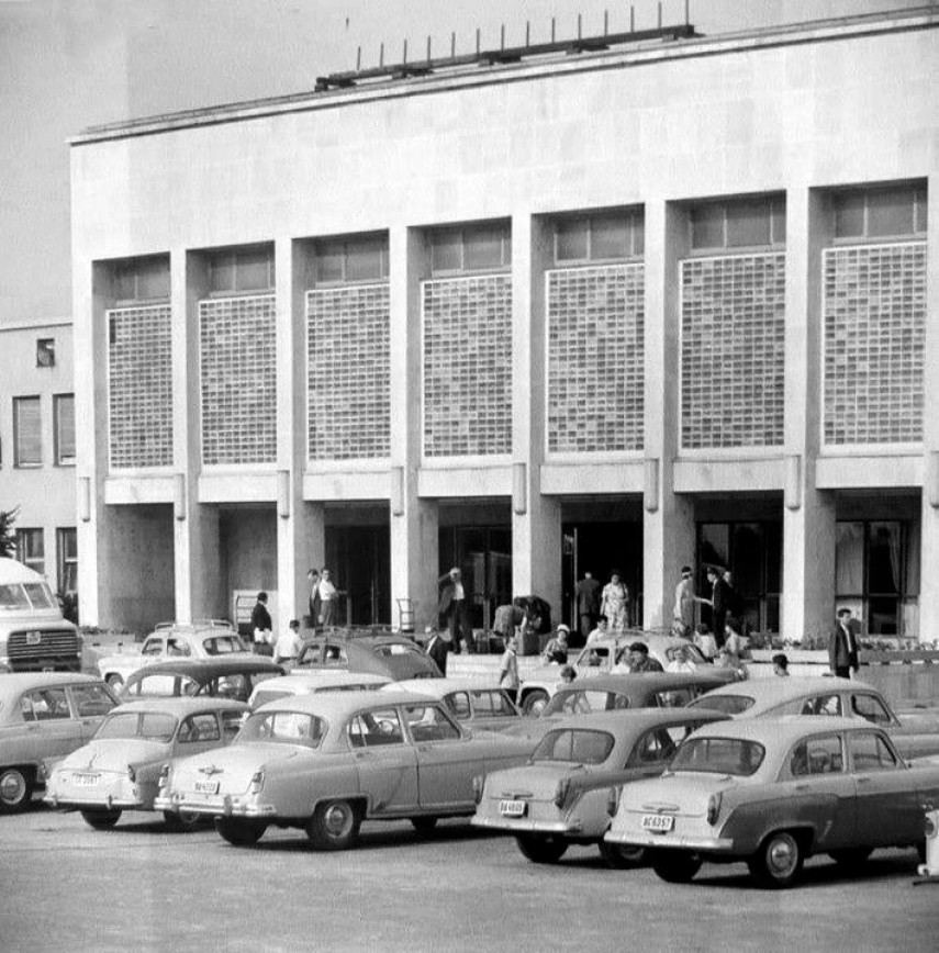 1964, Ferihegy nemzetközi repülőtér, 18. kerület