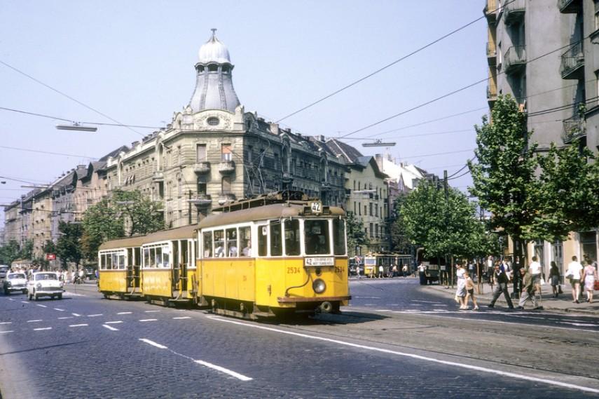 1967, Bartók Béla út, 11. kerület