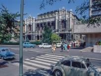 1970-es évek, Vigadó tér, 5. kerület