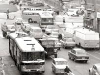 1971 táján, Flórián tér, 3. kerület