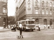 1970-táján, Ferenc körút, 9. kerület
