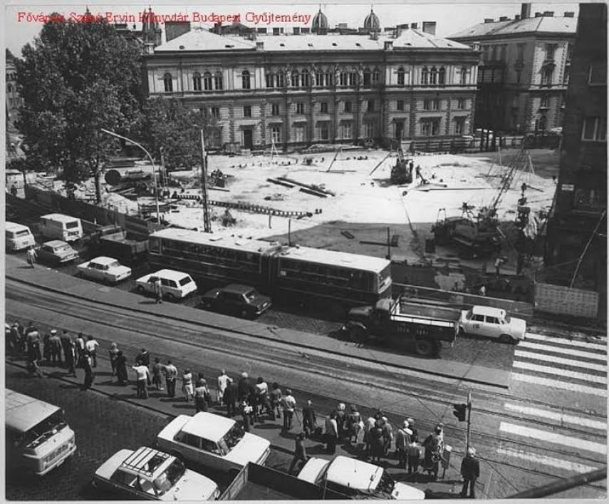 1977, Bajcsy-Zsilinszky út, 6. kerület