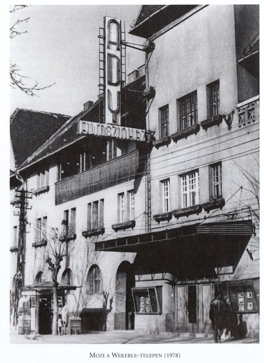 1978, Petőfi (Kós Károly tér), 19. kerület