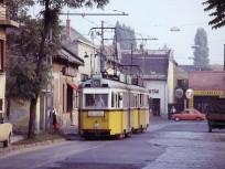 1988, Pesterzsébet, Jókai Mór utca, 20. kerület