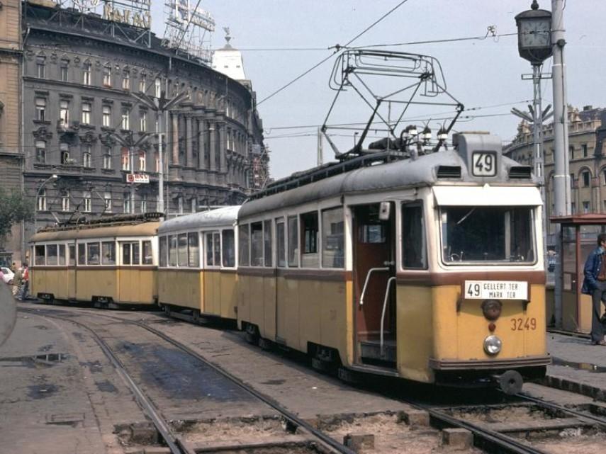 1977, Marx (Nyugati) tér, 5., 6. és 13. kerület