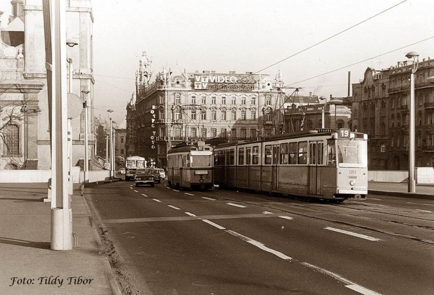 1970-1972, Erzsébet híd, 5. kerület