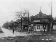 1938, gróf Hadik János (Árvavár) utca, 1950-től 15. kerület