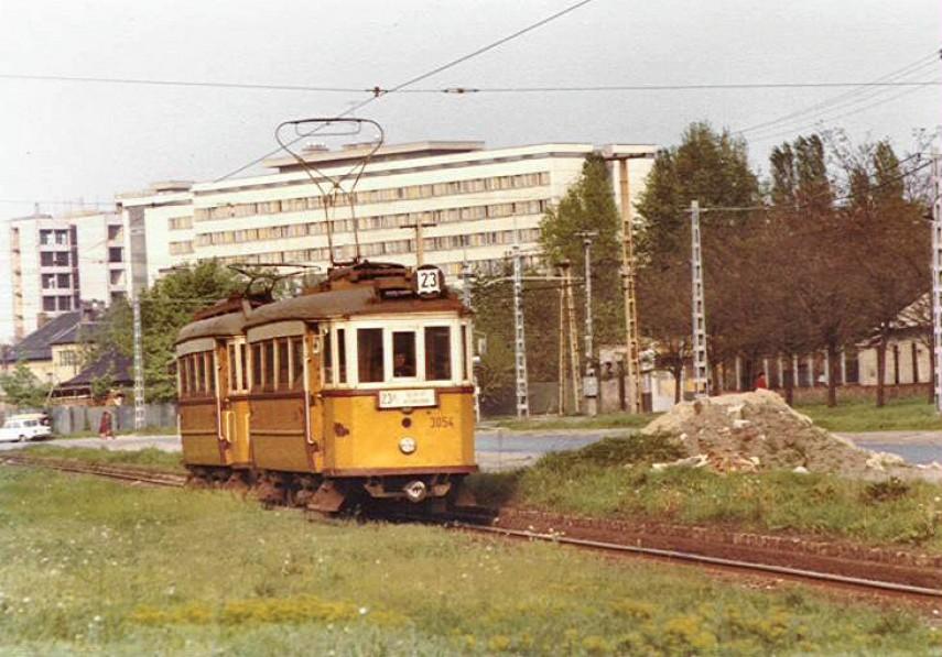 Könyves Kálmán krt. és környéke, Könyves Kálmán Krt. 1970-1990, 9. kerület