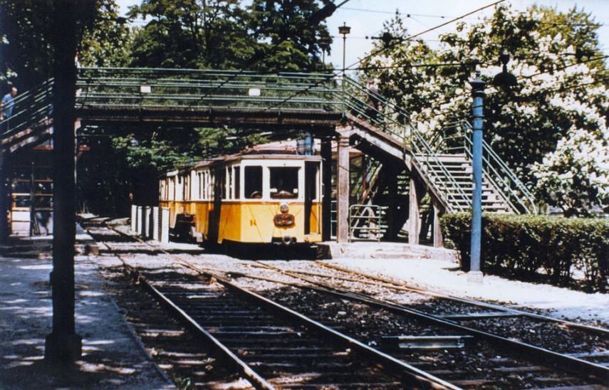 1963-1973,  Az állatkerti földalatti megálló, 14. kerület