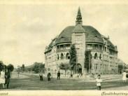 1920-as évek, Kispest, Sárkány utca (Ady Endre út), a Rendőrkapitányság, 1950-től 19. kerület