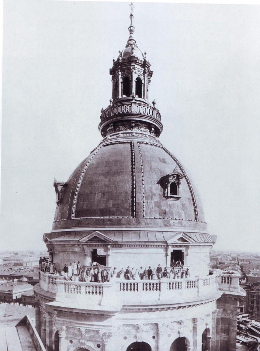 1885, Szent István Bazilika, 5. kerület