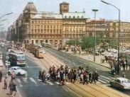 1960-as évek, Blaha Lujza tér, 8. kerület