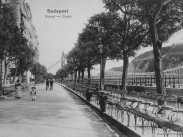 1900-as évek eleje, a Duna-korzó, 5. kerület