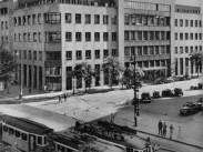 1950-es évek, Blaha Lujza tér, 8. kerület
